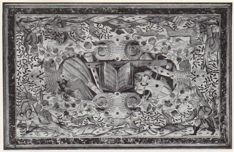 Abb. 5 - Intarsierte Tischplatte
